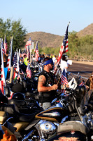 2014 Memorial Day ceremony at the National Cemetery of Arizona, Phoenix Arizona
