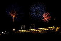 4th of July Fireworks at Sallt River Fields.